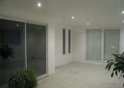 Intérieur d'un agrandissement environ 20 m²