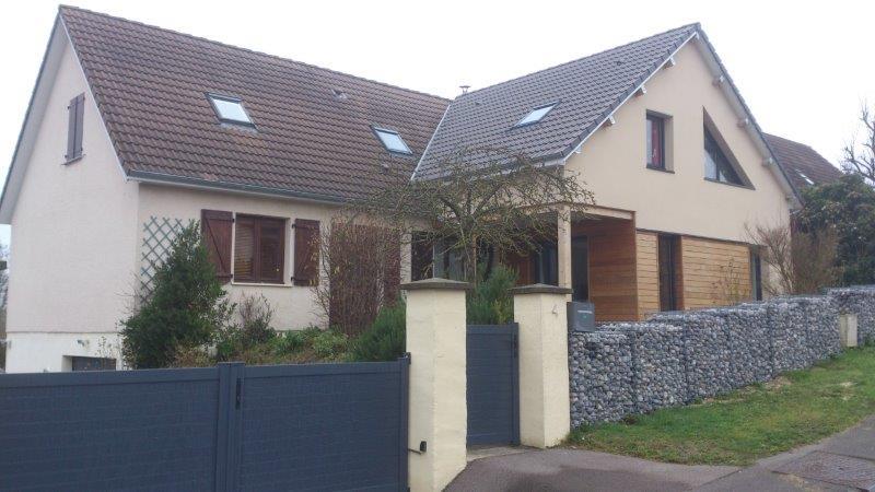 maison bois extension amiens beauvais mbe agrandissement